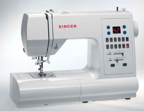 metallic sewing machine